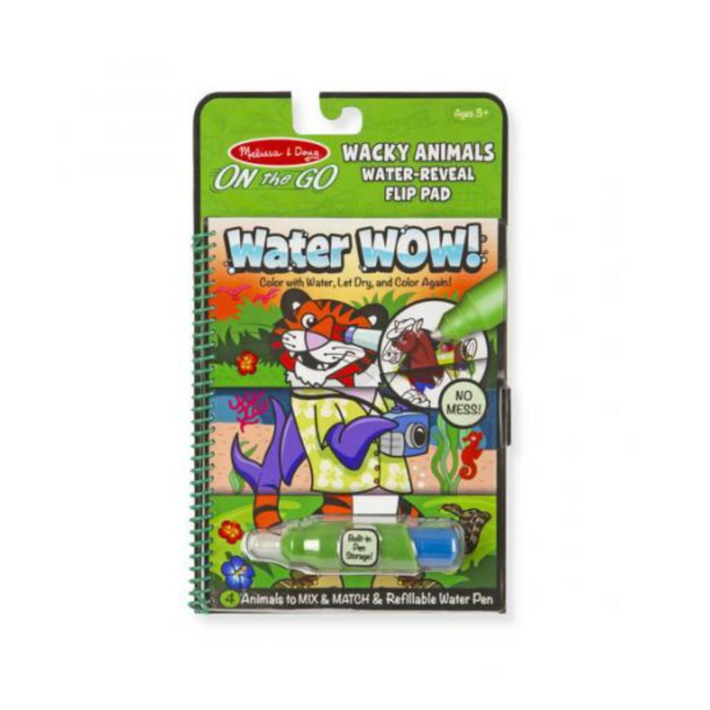 Melissa & Doug Water Wow! - Wacky Animals