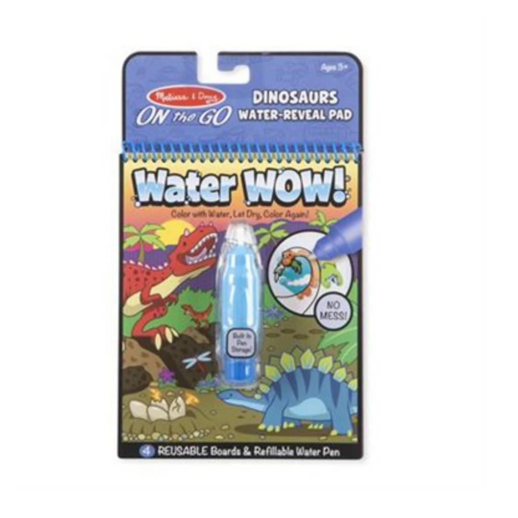 Melissa & Doug Water Wow! - Dinosaurs