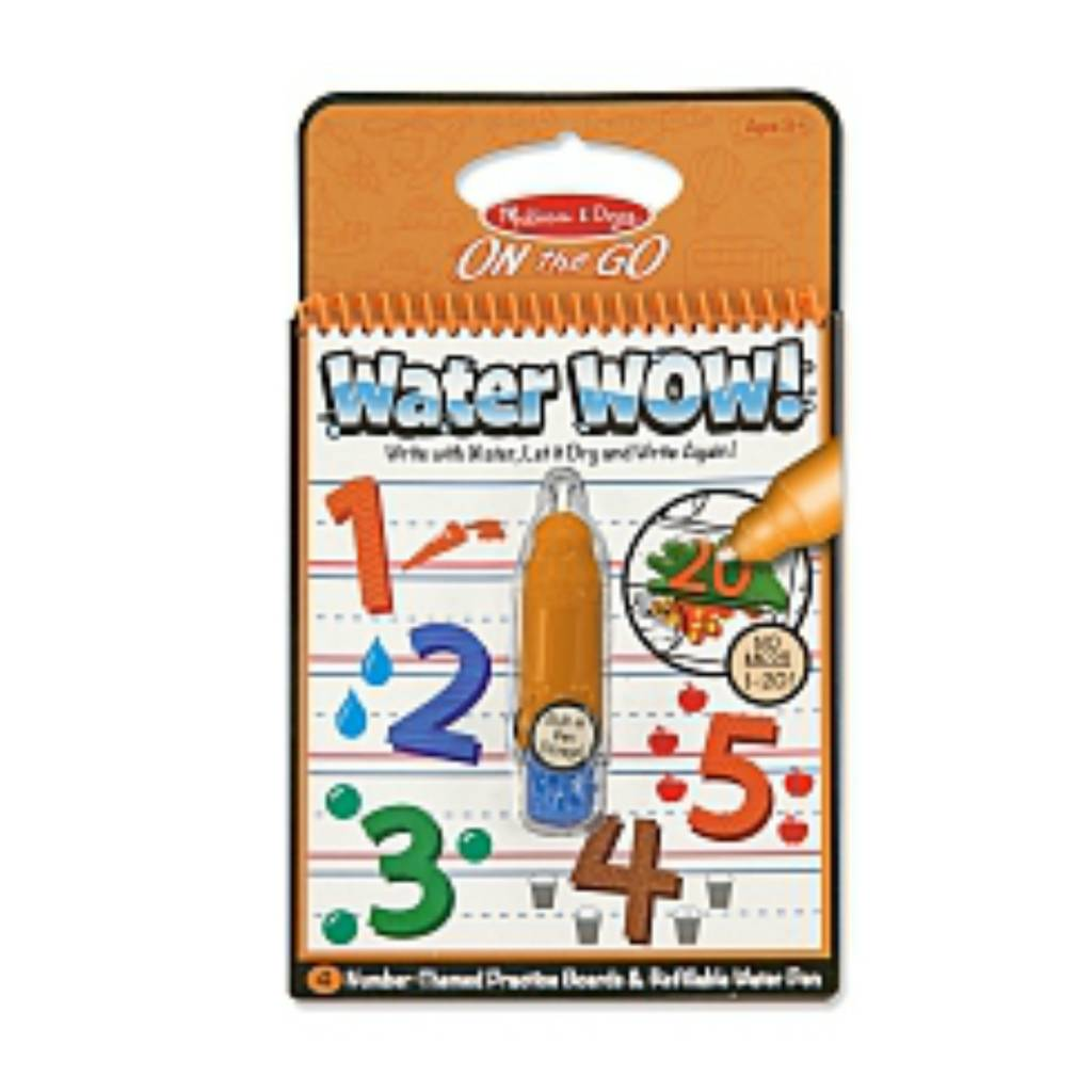 Melissa & Doug Water Wow! - Numéros