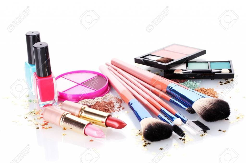 Mehrere Artikel Make-up-Set