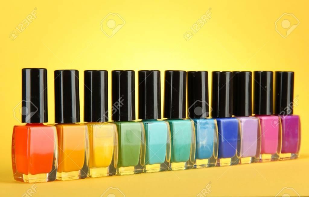 Nail Polish Shades Set