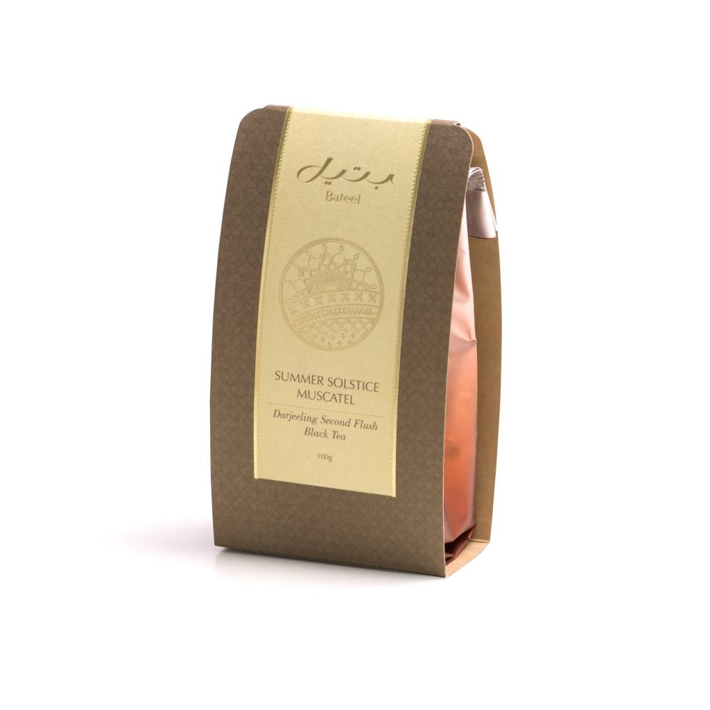 Bateel USA Summer Solstice Black Tea