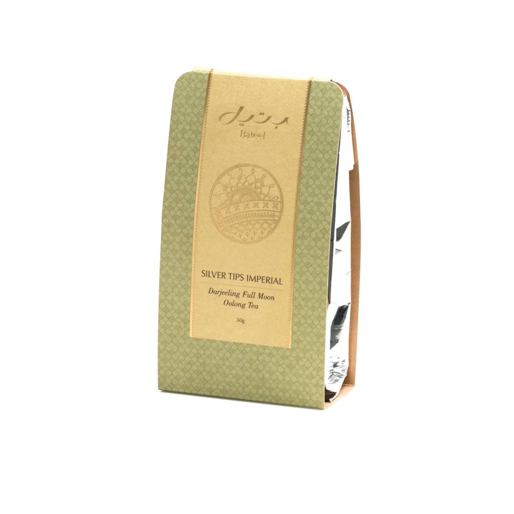 Bateel USA Silver Tips Imperial Tea