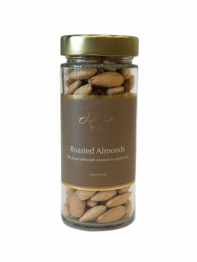 Bateel USA Roasted Almonds Jar