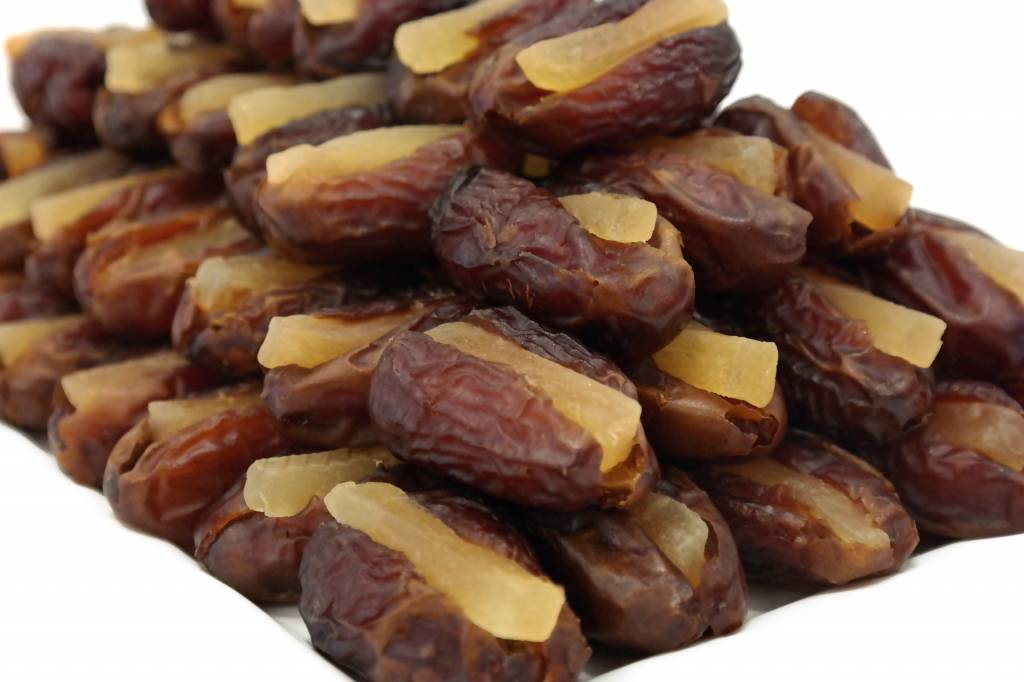 Bateel USA Wanan Dates Candied Ginger