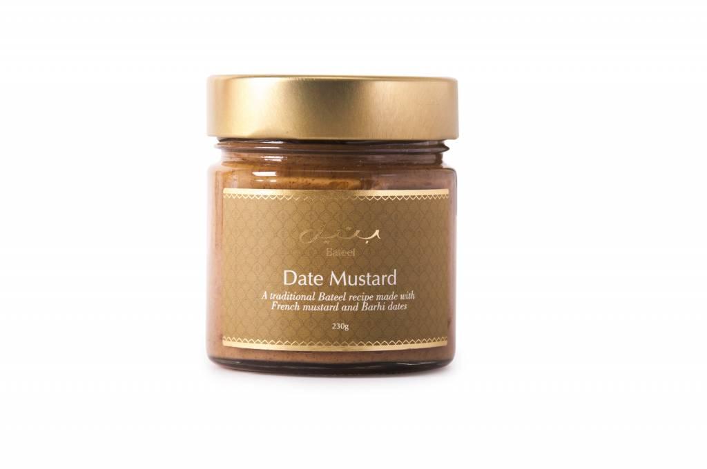 Bateel USA Bahri Date Mustard