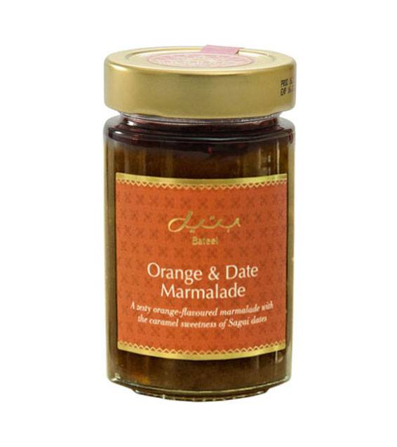 Bateel USA Orange & Segai Date Marmalade