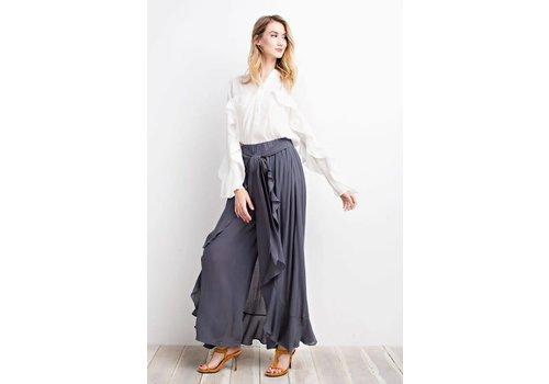 Wide Legged Skirt Pant Combo