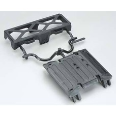 Axial AX80079 - Axial Tube Frame Skid Plate Battery Tray Wraith