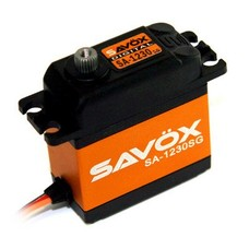 Savox SA1230SG - Savox Coreless Digital Servo 0.16:500 @6V