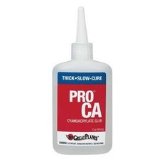 Great Planes GPMR6015 - Great Planes Pro CA Glue 2 oz Thick