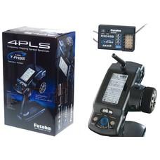 Futaba FUTK1410 - Futaba 4PLS 2.4G R304SB Telemetry Radio Transmitter Controller