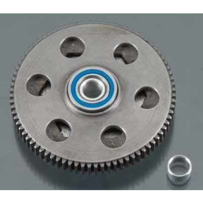Robinson RRP1545 - Robinson Racing Gen3 Slipper Unit 80T Steel Spur Gear Wraith