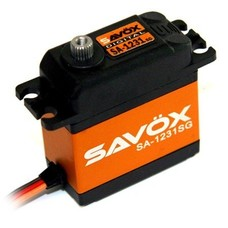 "Savox SA-1231SG - Savox Tall Digital ""High Torque"" Steel Gear Servo"