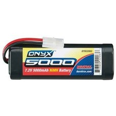 Duratrax DTXC2063 - Duratrax Onyx 7.2V 5000mAh Stick STD Plug