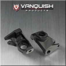 Vanquish Vanquish Wraith Scale Knuckle Black - VPS07003
