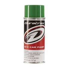Duratrax DTXR4258 - Duratrax Rally Green Poly Carb Spray Paint