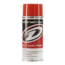 Duratrax DTXR4256 - Duratrax Competition Orange Poly Carb Spray Paint