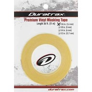"Duratrax DTXR5000 - Duratrax Vinyl Masking Tape 1:16"""
