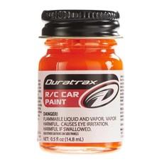 Duratrax DTXR4078 - Duratrax Polycarb Fluorescent Orange .5 oz