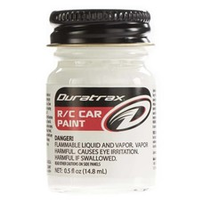 Duratrax DTXR4051 - Duratrax Bright White .5 oz Bottle Paint