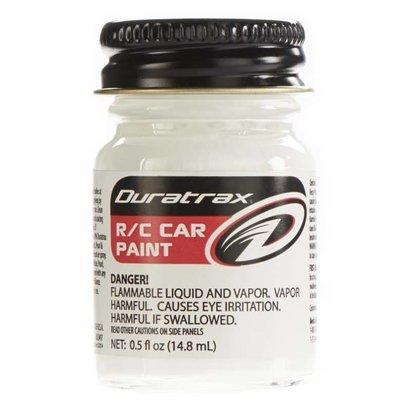 Duratrax DTXR4051 - Duratrax Bright White .5 oz Bottle Paint
