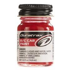Duratrax DTXR4054 - Duratrax Polycarb Racing Red .5 oz