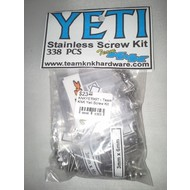 Team KNK KNKYETIKIT - Team KNK Yeti Screw Kit