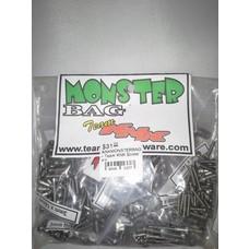 Team KNK KNKMONSTERBAG - Team KNK Monster Screw Kit