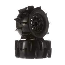 """Proline Racing PRO1186-15 - Pro-Line Sand Paw 2.8"""" All Terrain Tires Mounted (2) REAR"""