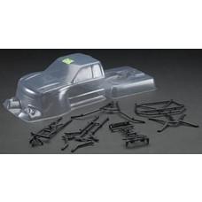 Axial AX4025 - Axial Trail Honcho Body W Rear Cage SCX10 AX10