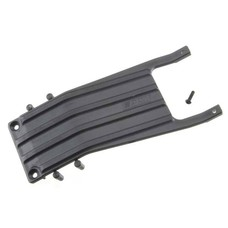 RPM R/C Products RPM81252 - RPM Products Front Skid Plate Black Slash 2wd