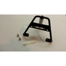 Werty Made WM-FTS - Wertymade Wraith Lo-Profile Front Stinger Bumper - Black
