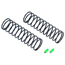 Team Associated ASC91336 - Team Associated Rear Spring Green 12mm 2.00 lbs