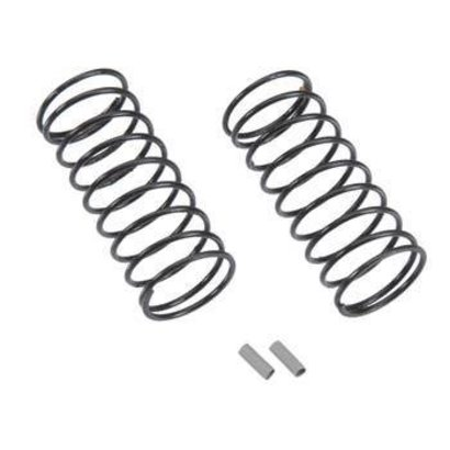 Team Associated ASC91329 - Team Associated Front Spring Gray 12mm 3.45 lbs