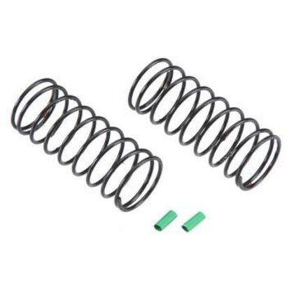 Team Associated ASC91327 - Team Associated Front Spring Green 12mm 3.15 lbs