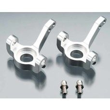ST Racing Concepts STA80004S - STRC Aluminum Steering Knuckle Axial SCX10 Silver