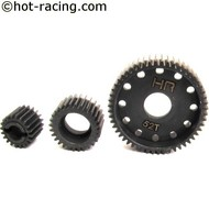 Hot Racing SSCP1000T - Hot Racing Hard Steel Transmission Gears Ax10, SCX-10, Wraith or Ridgecrest