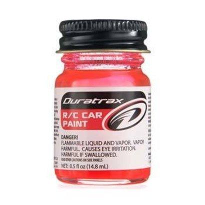 Duratrax DTXR4077 - Duratrax Fluorescent Red Paint