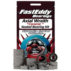 Fast Eddy Fast Eddy Bearings Axial Wraith Ceramic Sealed Bearing Kit