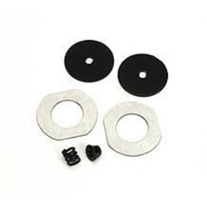 ECX ECX1024 - ECX Slipper Pads Springs All ECX 1/10 2WD