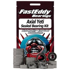 Fast Eddy Fast Eddy Bearings Axial Yeti Rubber Sealed Bearing Kit