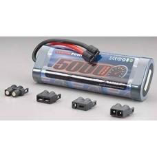 Venom VNR1548 - Venom 7.2v 5000mah NIMH Battery Universal Plug