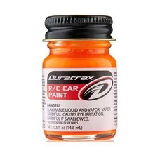 Duratrax DTXR4083 - Duratrax Bottle Poly Carb Paint Fluorescent Orange
