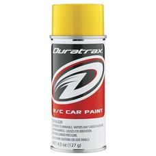 Duratrax DTXR4295 -  Duratrax Polycarb Candy Yellow 4.5oz