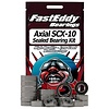 Fast Eddy Fast Eddy Bearings Axial SCX-10 Rubber Sealed Bearing Kit