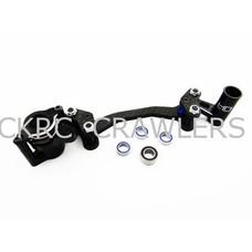 Hot Racing YET48G01 - Hot Racing Aluminum Graphite Steering Bellcrank Yeti