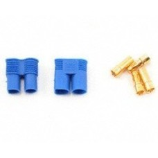 ProTek PTK-5019 - ProTek RC EC3 Style Connectors (1male/1female)