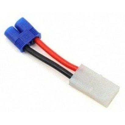 ProTek PTK-5232 - ProTek RC EC3 Style Plug (Male EC3 to Female Tamiya)