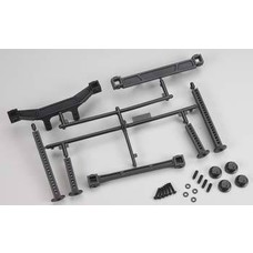 Proline Racing PRO6070-00 - Pro-Line Extended Body Mount Kit 2WD Slash